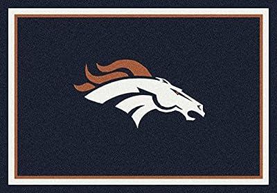 Milliken Denver Broncos NFL Team Spirit Area Rug