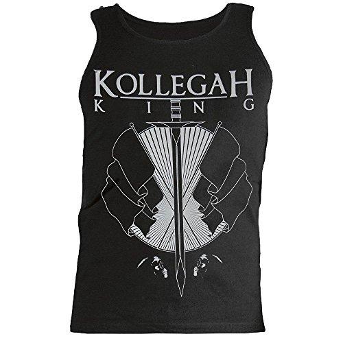 KOLLEGAH-Sword-and-Flags-Men-Tank-Top