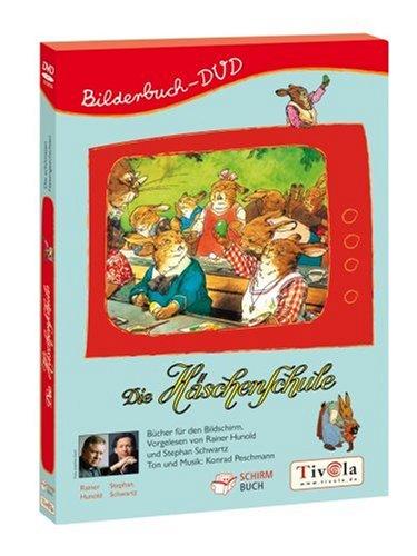 Die Häschenschule - Bilderbuch DVD
