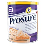 Abbott Prosure Nutritional Drink - 400 g (Orange) for Weight Gain Nutrition Cachexia Lean Mass Gain Anorexia