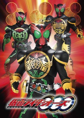 ヒーロークラブ 仮面ライダーOOO(オーズ)VOL.1【DVD】