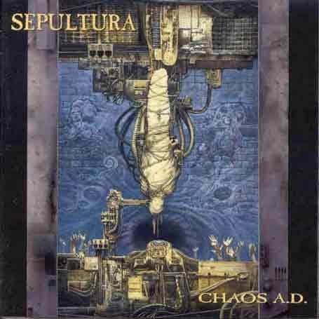 Sepultura - Chaos A. D. - Zortam Music