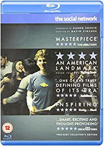 The Social Network [Reino Unido] [Blu-ray]