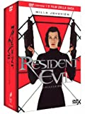 Resident evil collection (5 dvd) box set dvd Italian Import