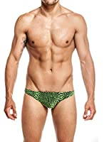 Mens New Print Thong Swimsuit by Gary Majdell Sport