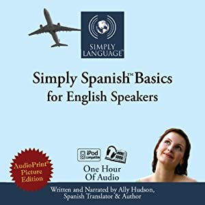 Simply Spanish Basics Audiobook