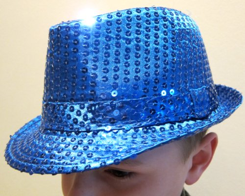 unknown-robe-fille-blue-sequin-stetson