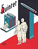 Quintet (French Edition) (2723471322) by Chris Ware
