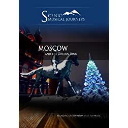 Naxos Scenic Musical Journeys Moscow and the Golden Ring