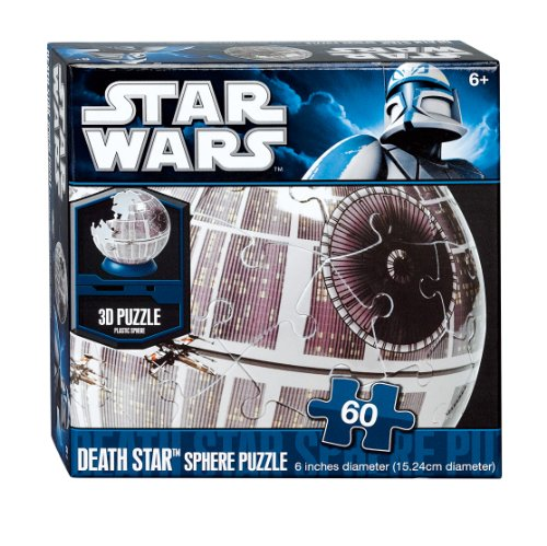 51vTzqQ2T0L Cheap Price Star Wars 6 Death Star 60 Piece Sphere Puzzle