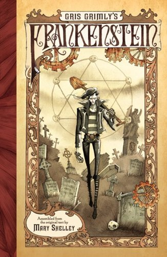 Kids on Fire – Illustrator Spotlight: Gris Grimly