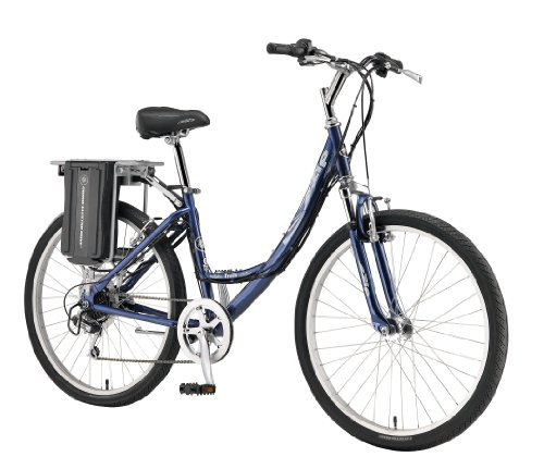 Why Choose The Currie Technologies eZip Women's Low Step-Thru Trailz Electric Bicycle