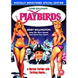 The Playbirds Ft Extra Mary Millington's World Striptease Extravaganza Digitally Remastered Special Edition DVDby Mary Millington