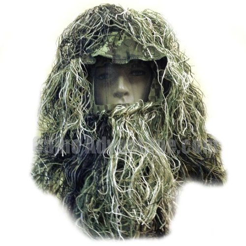 Ghillie Hat (Woodland)