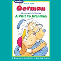 A Visit to Grandma: Berlitz Kids German, Adventures with Nicholas  by Berlitz