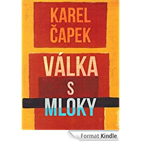 V�lka s Mloky (English Edition)