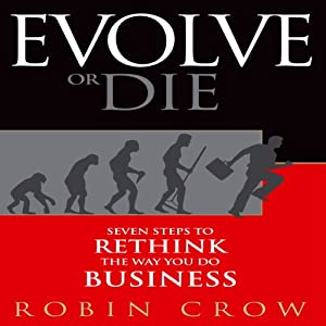 Evolve or Die Audiobook
