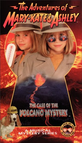 Adventures of Mary-Kate & Ashley: The Case of the Volcano Mystery