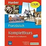 """Komplettkurs Franz�sisch: Anf�ngerkurs & Aufbaukurs / Paketvon """"Brian Hill"""""""