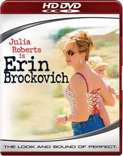 Cover art for  Erin Brockovich [HD DVD]