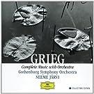 Grieg : L'Oeuvre pour orchestre (Coffret 6CD)