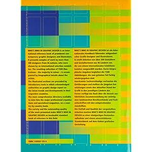Who's Who in Graphic Design. Über 300 führende Grafik-Designer aus 46 Ländern