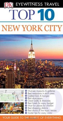 Top 10 New York City (EYEWITNESS TOP 10 TRAVEL GUIDE)