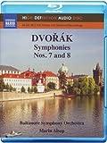Symphonies N°7 & N°8 [Blu-ray] [(high-definition audio disc)]