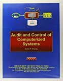 img - for Audit and Control of Computerized Systems by Kuong, Jauier F. (1983) Ring-bound book / textbook / text book