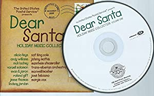 Dear Santa Holiday Music Collection Volume One