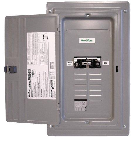 Ovation Series 100 Amp 14 Circuit NEMA 1 Automatic Transfer Switch