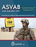 img - for ASVAB Study Guide 2016-2017 By Accepted, Inc.: ASVAB Test Prep Review Book with Practice Tests book / textbook / text book