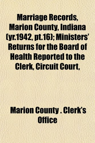 marion county clerk of...