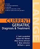 img - for Current Geriatric Diagnosis and Treatment (LANGE CURRENT Series) book / textbook / text book