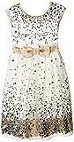 Speechless Little Girls' Sequin Occasion Dress