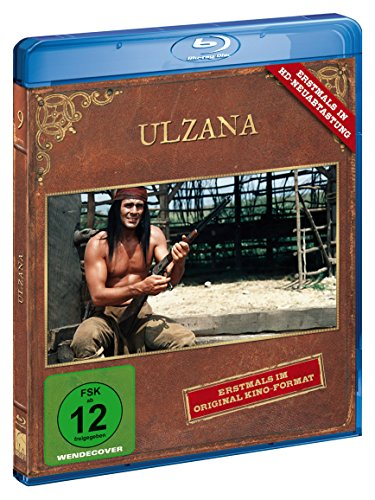 Ulzana - HD-Remastered [Blu-ray]