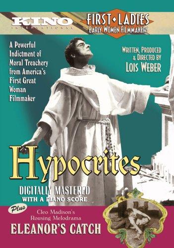 Hypocrites & Eleanor's Catch [DVD] [1915] [Region 1] [US Import] [NTSC]