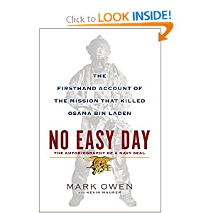 No Easy Day - Mark Owen, Kevin Maurer