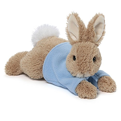 Gund Classic Peter Rabbit Running Plush, 8