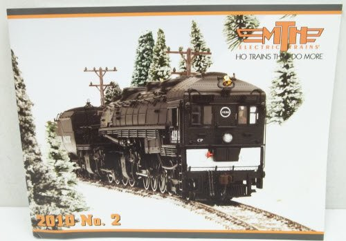 MTH HO Trains Volume 2 Catalog 2010