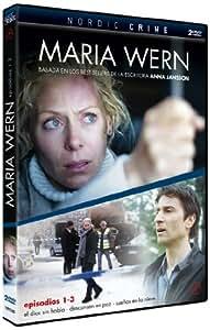 Maria Wern - Volumen 1, Episodios 1-3 [DVD]: Amazon.es