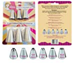 Bakers Tool Kit 12 Piece Icing Nozzle...
