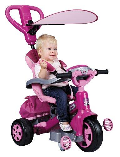 Imagen 13 de FEBER - Triciclo Baby Twist Niña (Famosa) 800007099
