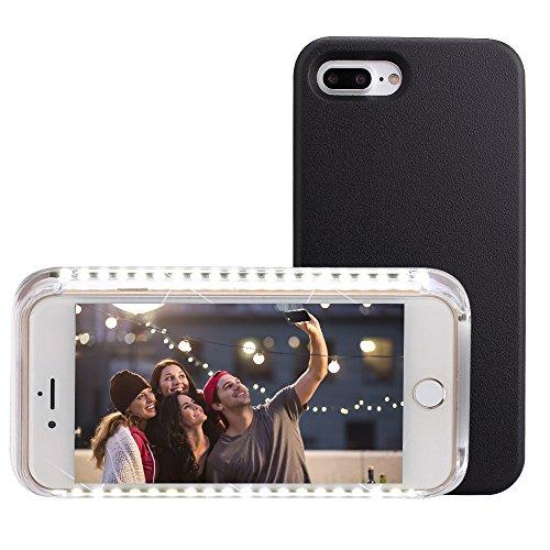 leeron-selfie-light-iphone-case-illuminated-cell-phone-case-for-iphone-7-7-plus-iphone-7-plus-black