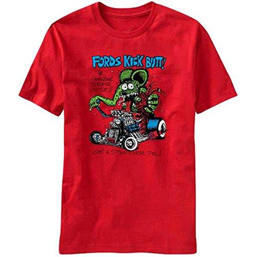 RATFINK ラットフィンク Fords Kick Butt Tシャツ M