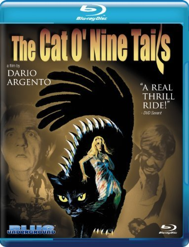 The Cat O' Nine Tails [Blu-ray] by Blue Underground