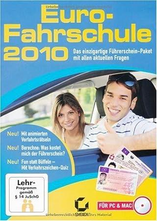 Euro-Fahrschule 2010 (PC+MAC)