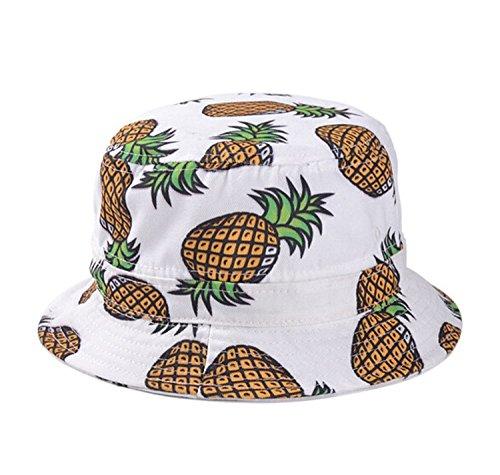 Top Best 5 pineapple bucket hat for sale 2016  b6a4b457f03