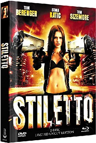 Stiletto - Uncut [Blu-ray] [Limited Edition]