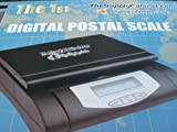 NEW 55lb DIGITAL POSTAL SHIPPING KITCHEN SCALE + AC ADAPTOR